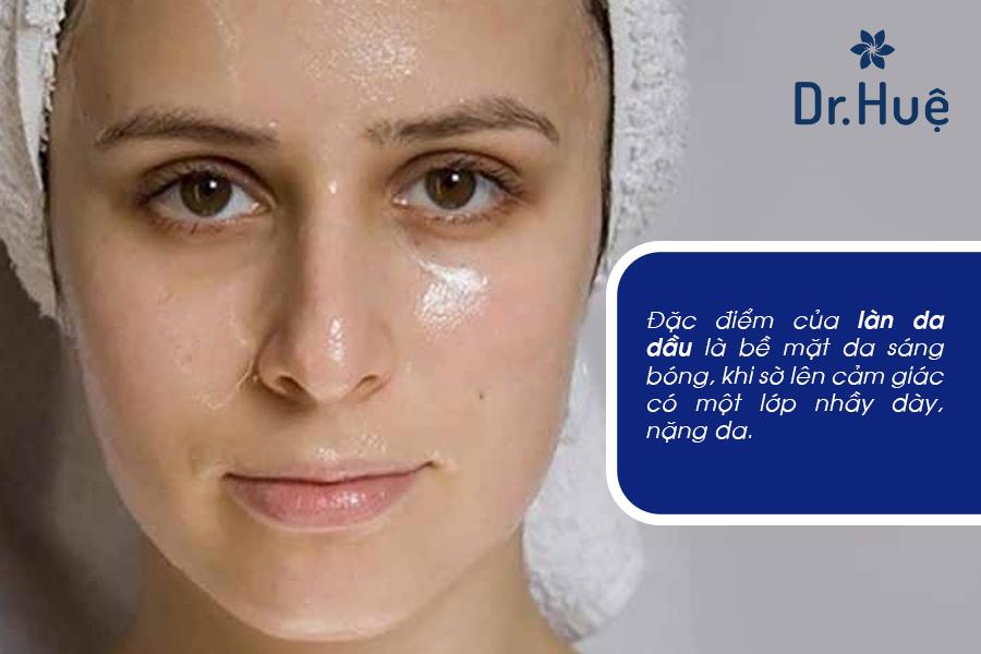 Da dầu là loại da gì?