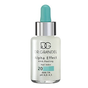 PEEL THANH LỌC DA ALPHA EFFECT AHA PEEL INDEX 20