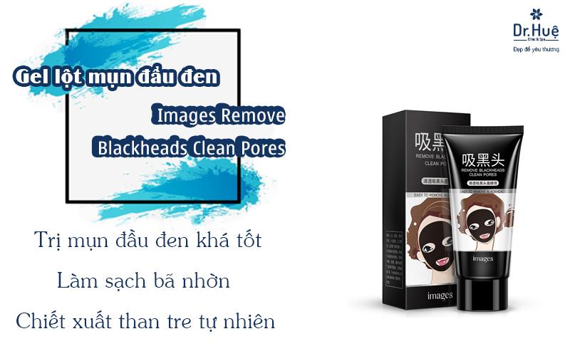 Gel lột mụn đầu đen Images Remove Blackheads Clean Pores