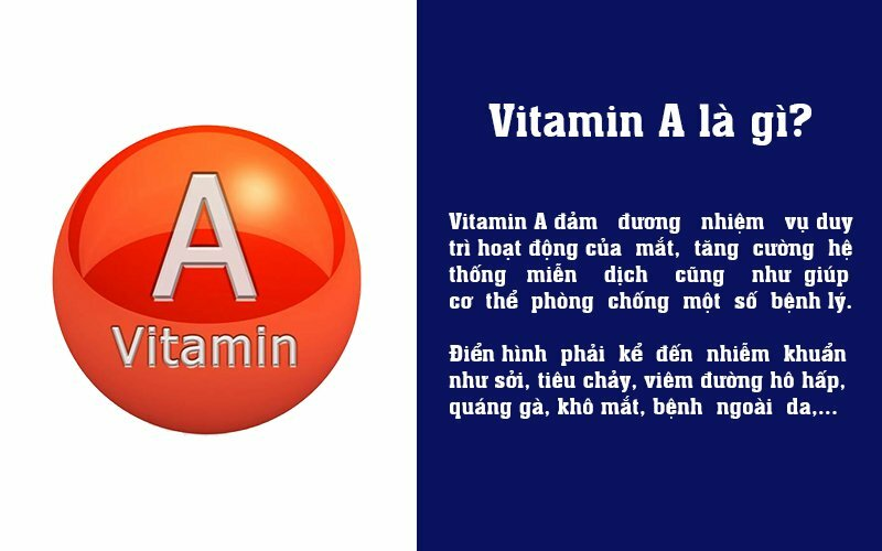 Vitamin A là gì?