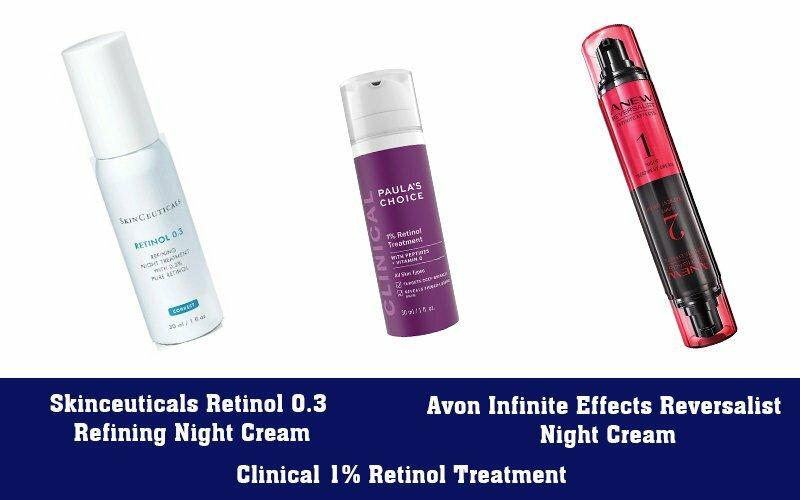 Gợi ý một số sản phẩm chăm sóc da chứa vitamin A