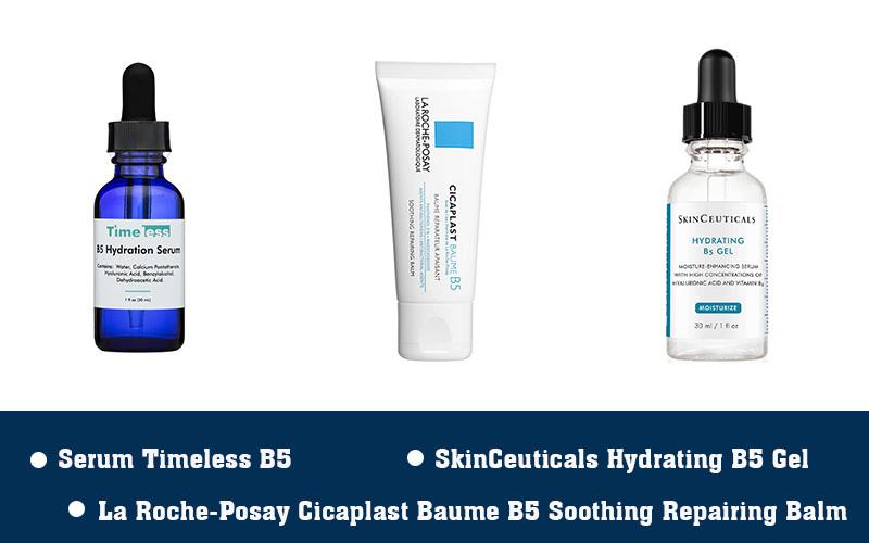 3 sản phẩm chăm sóc da bổ sung vitamin B
