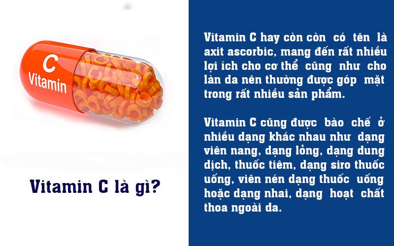 Vitamin C là gì?